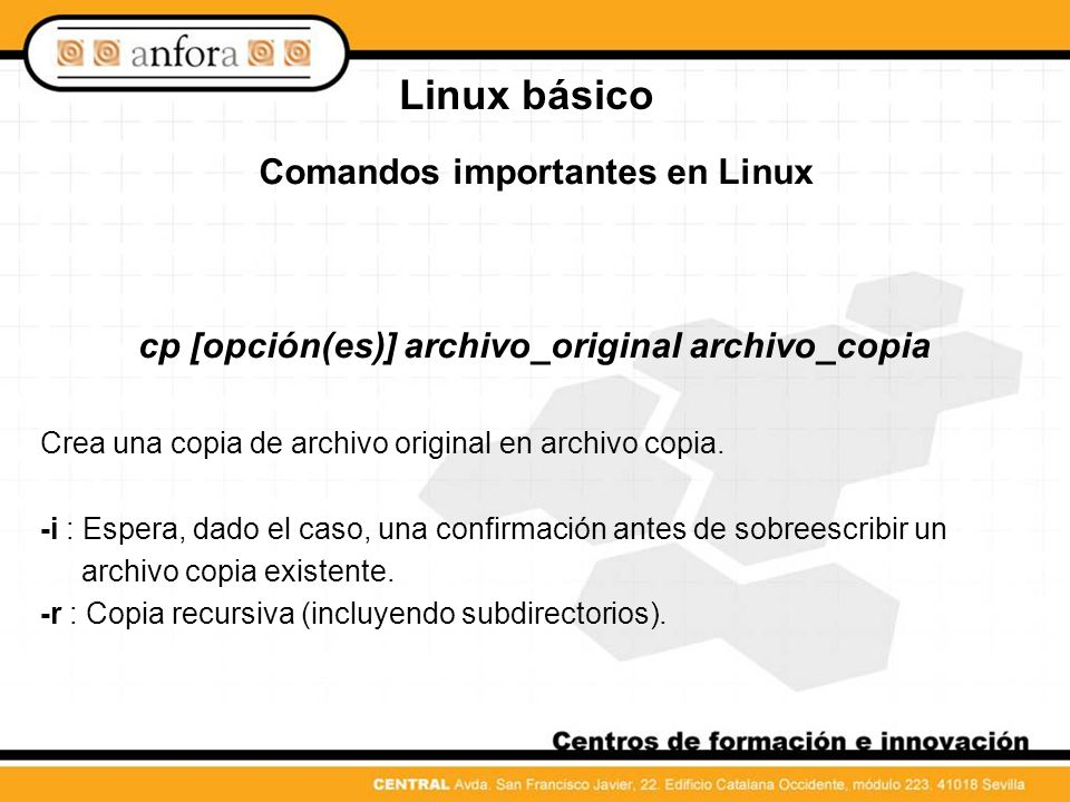 cp [opción(es)] archivo_original archivo_copia